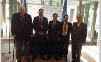 مشاركة ليبيا فى اعمال الدورة الاولى بعد المائة للجنة القانونية بالمنظمة البحرية الدولية IMO